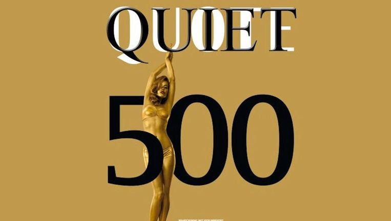 Schrijver A.H.J. Dautzenberg is initiatiefnemer van de Quiet 500, een magazine waarin de (stille) armoede vanuit verschillende kanten wordt belicht. Beeld A.H.J. Dautzenberg