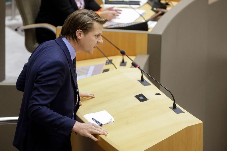 Axel Ronse. Beeld BELGA