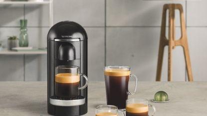Nieuwe capsule bij Nespresso