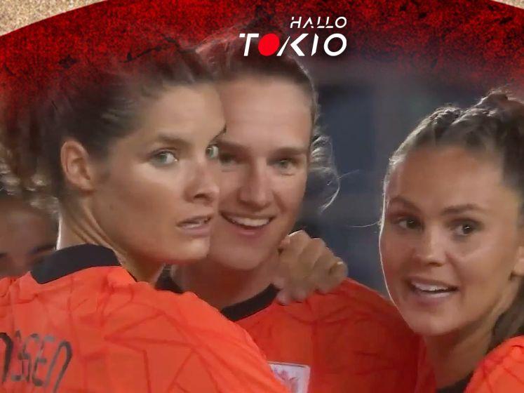 Bekijk hier het gelijkspel van de Leeuwinnen tegen Brazilië