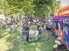 Bezoekers genieten van Festival De Veste in Goes: 'Echt om blij van te worden'