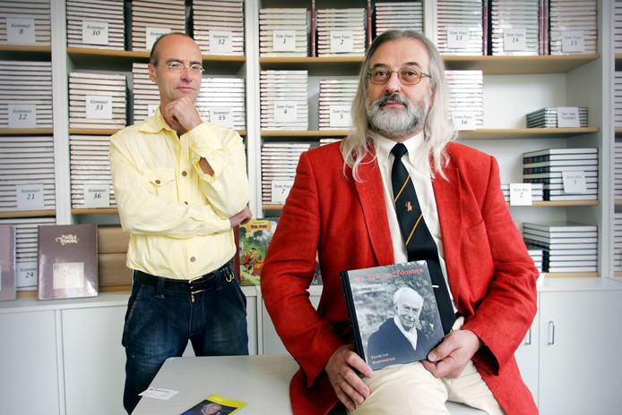 Hans Matla (rechts). Foto: Robert van Stuyvenberg.