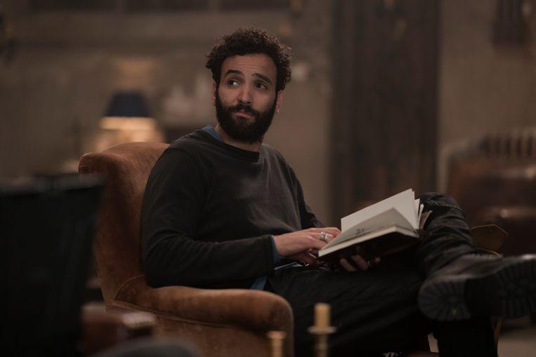 Marwan Kenzari in The Old Guard. Beeld Netflix