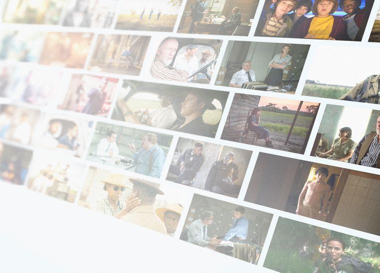 Netflix-abonnees willen alles meteen zien, maar zo werkt het economische filmmodel niet. Beeld rv