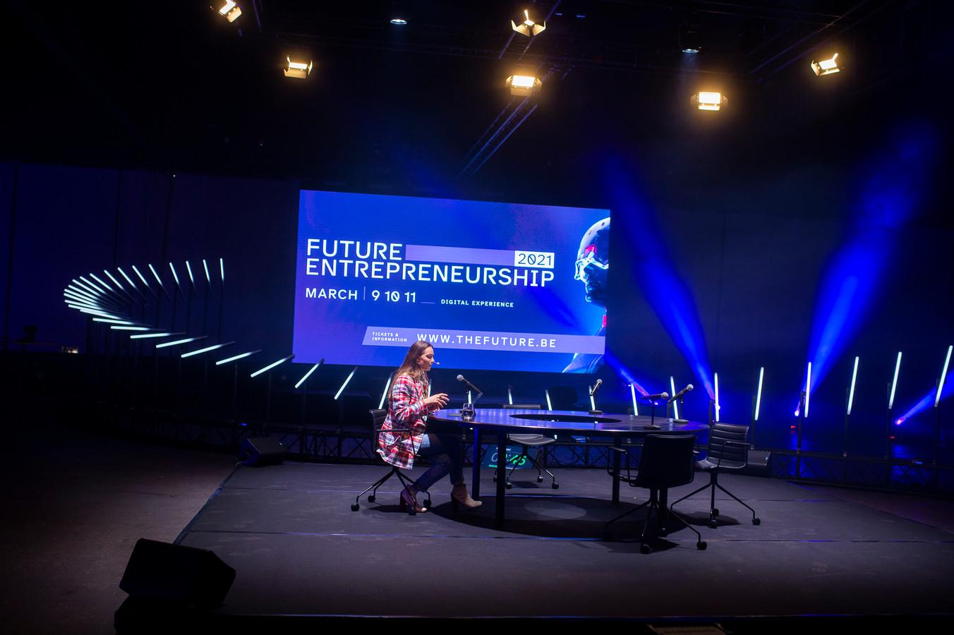 De vijfde editie van Future Entrepeneurship wordt opgenomen in de Waagnatie.