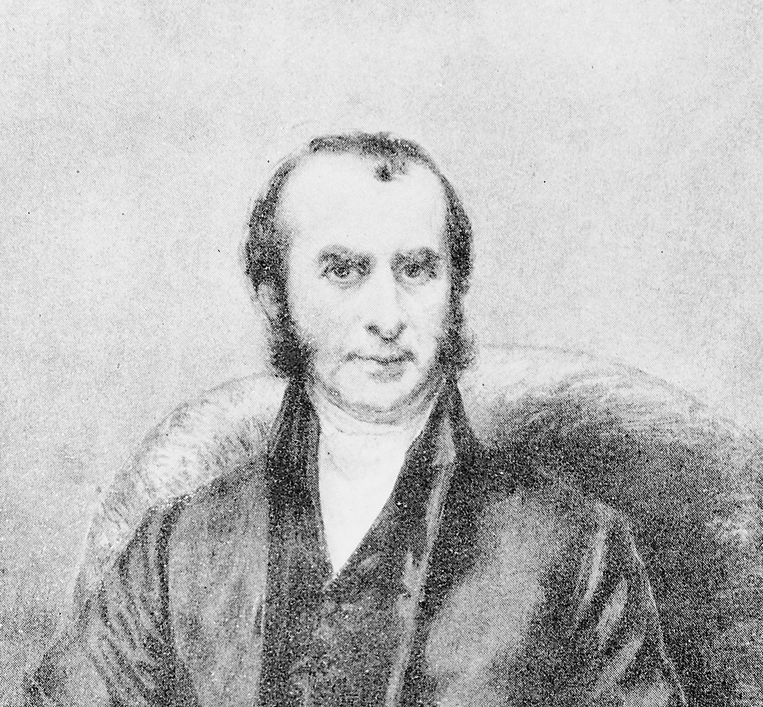 Thomas Hodgkin (1798 – 1866)  Beeld Wellcome Images