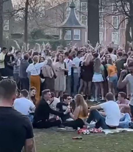 Nog weinig enthousiasme Bredase horeca voor tijdelijke afhaalpunten in parken