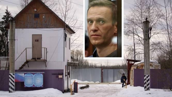 """""""De gevangenen leven daar niet, ze bestaan gewoon"""": deze psychologische martelingen en vernederingen staan Navalny te wachten in berucht strafkamp"""