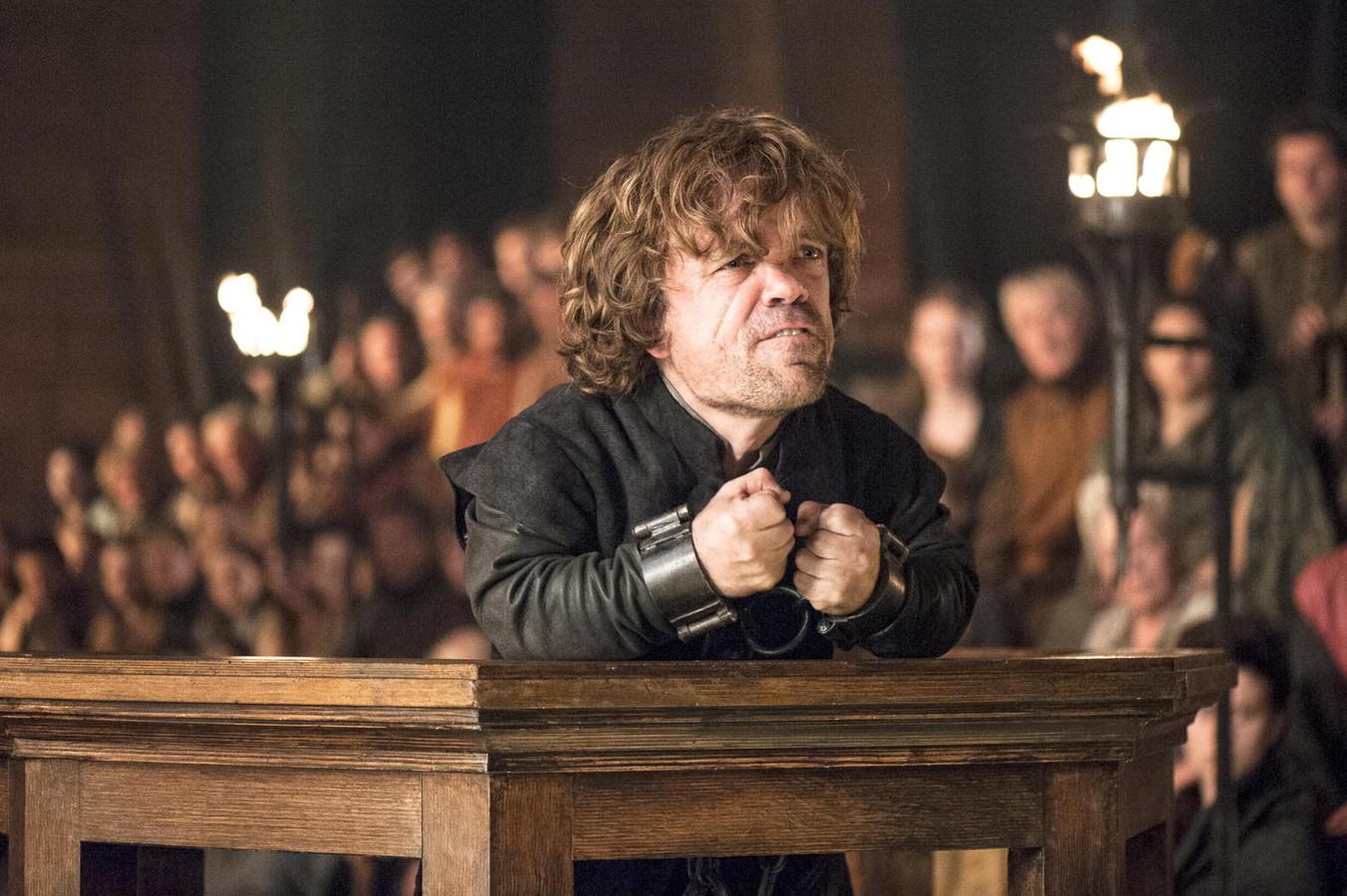 Scene uit Game of Thrones