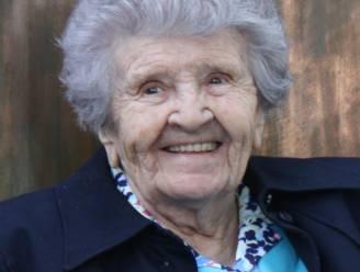 Oudste inwoonster (103) overleden