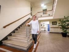 Het oude ziekenhuis in Almelo is nu zelf ziek