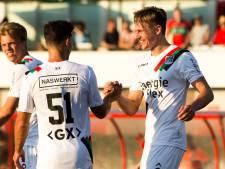 NEC'ers Kvida en Romeny missen topper tegen Roda door interlandvoetbal