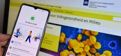 Probleem met corona-app langs de grens: Nederlands en Duits systeem werken niet samen