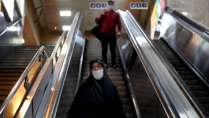 Iran meldt recordaantal van 221 coronadoden op 24 uur