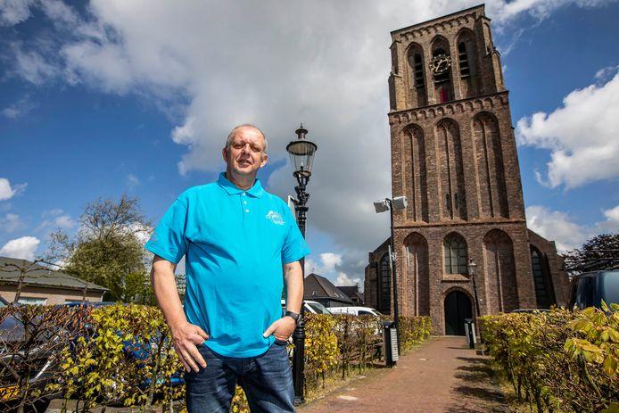 Piet Voskamp heeft er vertrouwen in.  © Thierry Schut