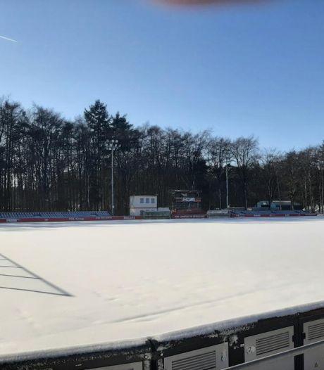 KNVB zet streep door Jong PSV - Helmond Sport, wedstrijd FC Eindhoven vervroegd