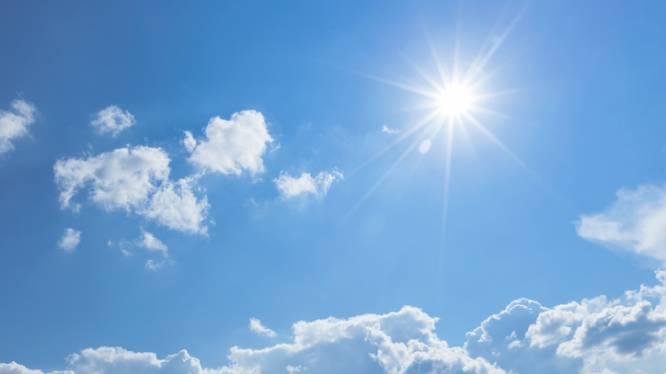 Il fera très doux aujourd'hui: près de 20°C
