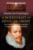 De cover van het boek dat Arnout van Cruyningen schreef over de beroemdste ontsnapping uit de Nederlandse geschiedenis.