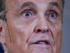 Rudy Giuliani: hoe de vroegere held van New York een lachertje werd