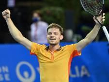 """David Goffin renoue avec la victoire au tournoi ATP de Montpellier: """"Super fier de cette victoire"""""""
