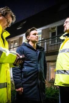 CDA-raadslid Erik Meijer loopt avondje mee met Buurtpreventie Puttershoek