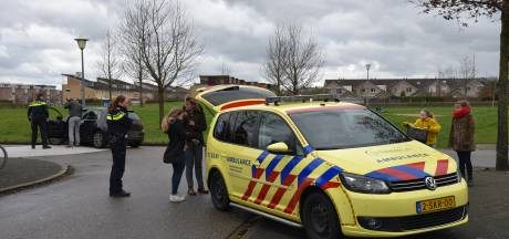 Jongen (8) botst op leswagen in Wijchen
