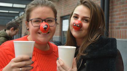 Sint-Gummaruscollege doet opnieuw mee aan Rode Neuzen Dag