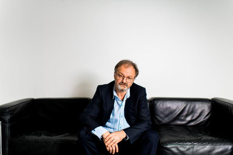 Luc Coorevits. Beeld Dries Luyten