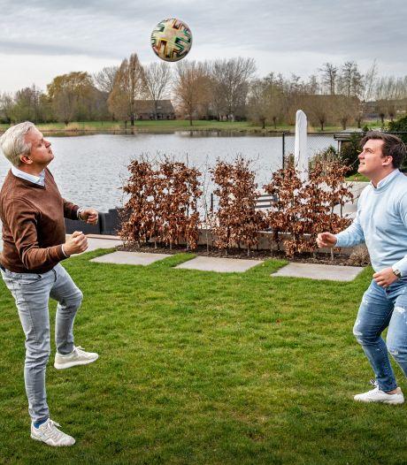 Vader en zoon Nelissen samen aan het roer bij VVLK: 'Op naar het kampioenschap'