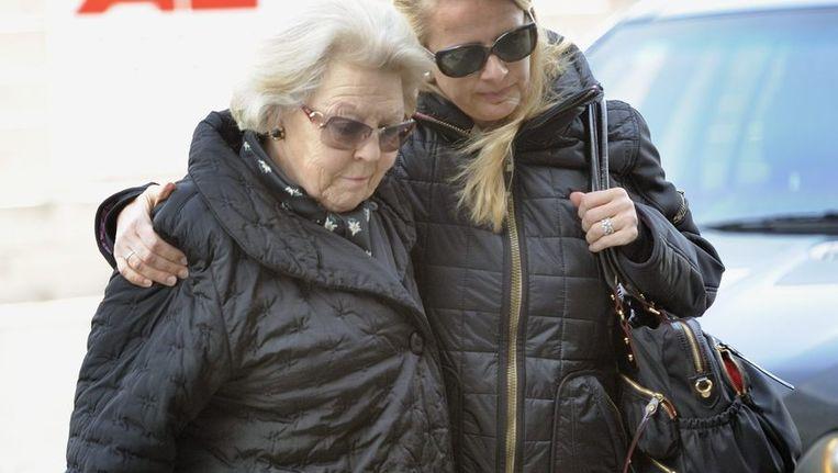 Koningin Beatrix en prinses Mabel Beeld anp