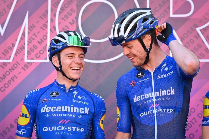 Construire une équipe solide pour épauler Remco Evenepoel sur les Grands Tours: c'est l'objectif de Patrick Lefevere.