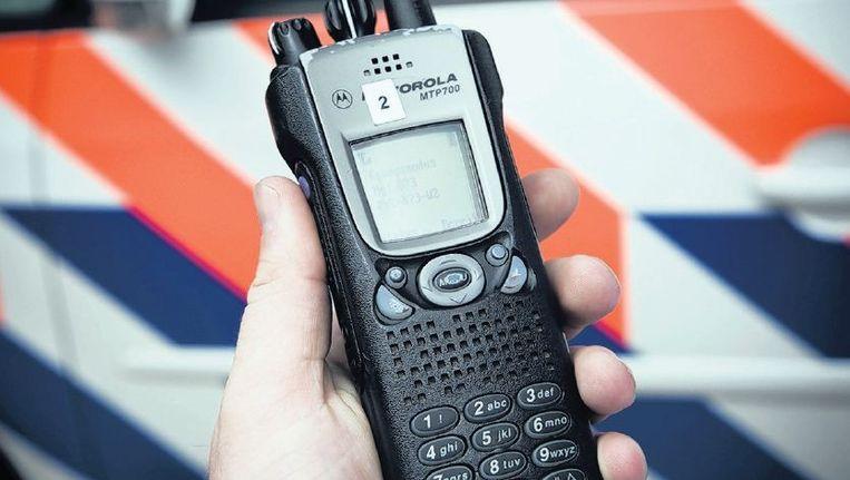 Hulpdiensten kregen een communicatiesysteem ¿ C2000 ¿ dat vaak uit de lucht ging. Beeld anp