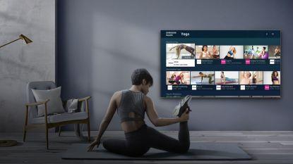 Samsung brengt Health-app uit voor tv's van dit jaar