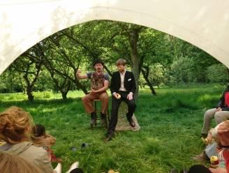 Wilder Eenhoorn organiseert eerste vertelfestival