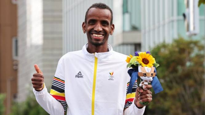 'Bronzen Belg' Bashir Abdi valt Europees record aan bij Marathon Rotterdam