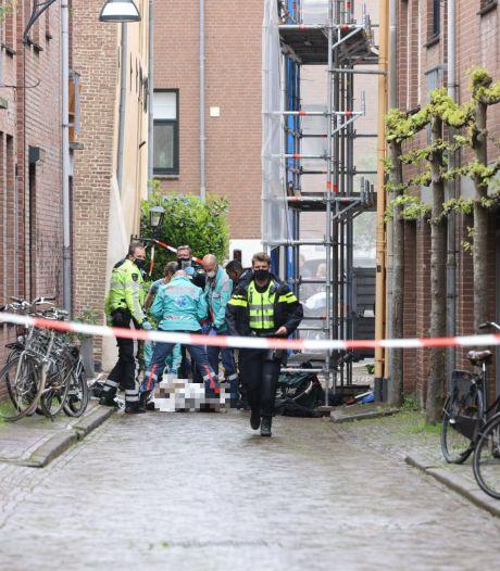 Verdachte aangehouden voor dodelijke steekpartij in centrum van Zwolle