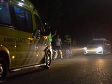 Fietsers mishandeld door mannen in auto in Deurne, vijf verdachten opgepakt