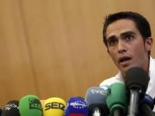 L'UCI demande une procédure pour dopage contre Contador