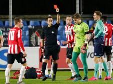 Directe promotie uit zicht voor Excelsior na nederlaag bij Jong PSV