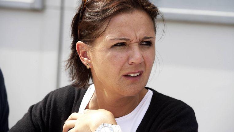 Burgemeester Hilde Claes Beeld BELGA