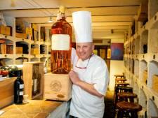 Chef Huis De Colvenier verkoopt fles wijn van 20.000 euro