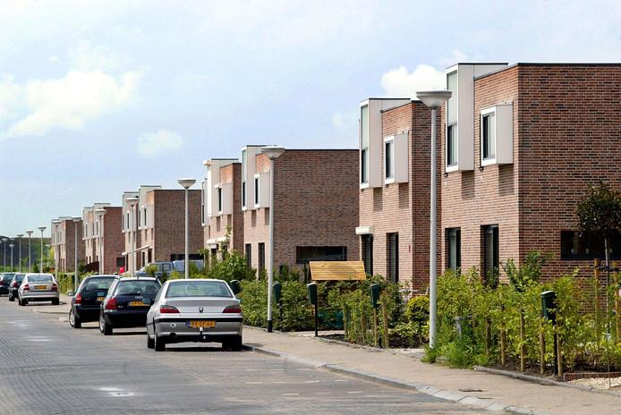Vinexwijk Leidse Rijn in Utrecht.