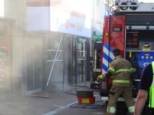 Brand in meterkast van winkel Vodafone-Ziggo in Oss