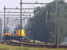 900 reizigers geëvacueerd uit gestrande treinen bij Staphorst