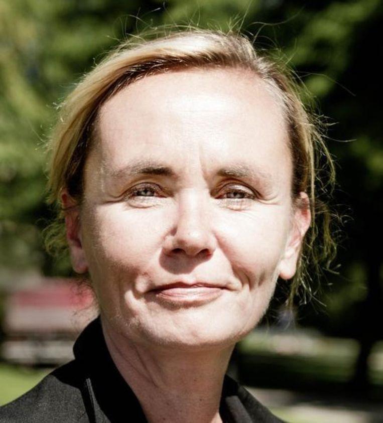 Liesbeth Homans. Beeld Eric de Mildt