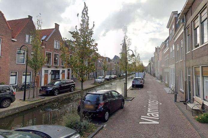Beeld ter illustratie: Vlamingstraat in Delft