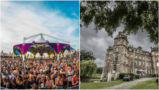 Elektronisch muziekfestival Cirque Magique verschuift naar begin september