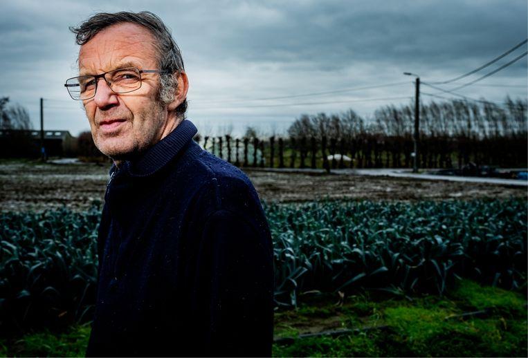 Marc D'Hooghe: 'Ik ben dan wel failliet gegaan, maar ik heb niet het gevoel dat ik gefaald heb: ik heb dat geld niet verbrast op café, ik heb het niet weggegooid... De markt zat gewoon tegen.' Beeld Wouter Van Vaerenbergh