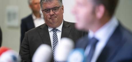 Hubert Bruls kijkt uit naar eind van crisis: 'Coronabestrijding is vooral geestelijk intensief'