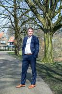 Jan-Kees de Bruine, voorzitter van voetbalvereniging Kloetinge.